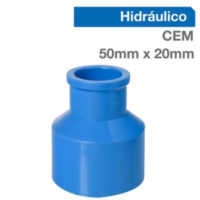 Buje reducción PVC para cementar 50x25 cm