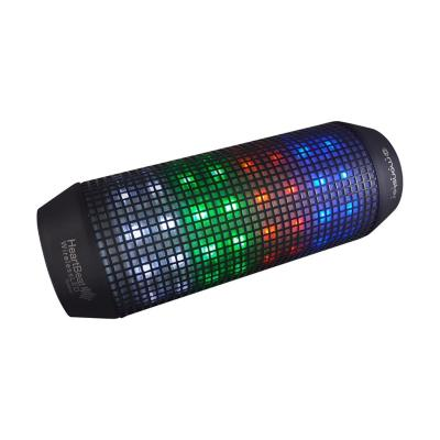 Parlante bluetooth mx led
