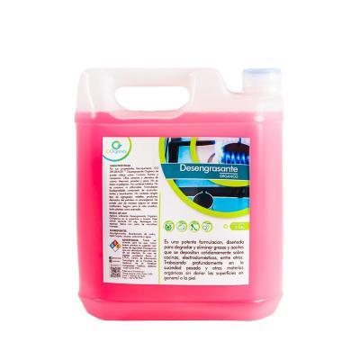 Desengrasante Orgánico bidón 5 litros