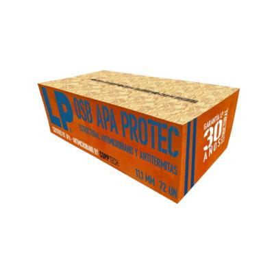Tablero OSB Protec 11.1 x 1220 x 2440 mm