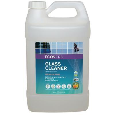 Limpia vidrios ecológico naranja 3,8 litro