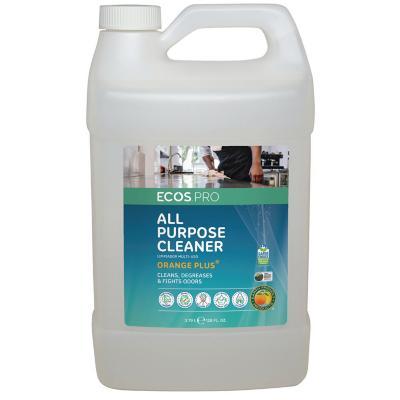 Limpiador multiuso ecológico naranja 3,8 litro