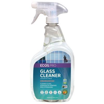 Limpia vidrios ecológico naranja 0,95 litro