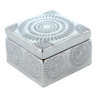 Joyero Decorativo Mandala 7x10x10 cm