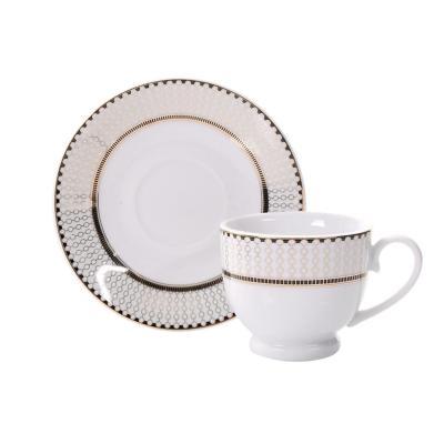 Juego Tazas de té Versailles 12 Piezas