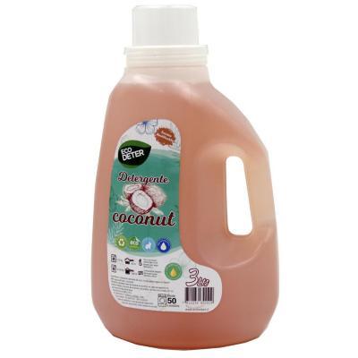 Detergente coconut biodegradable 3 litros
