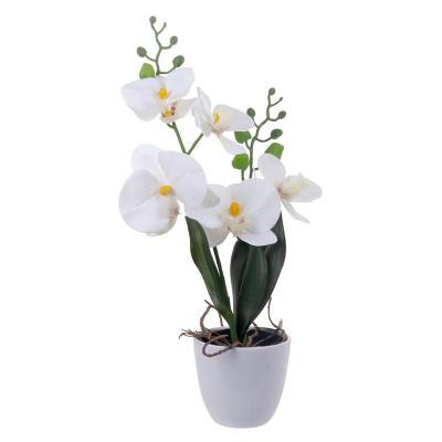 Planta Decorati Artifici Orquidia Real Touch 43 Cm