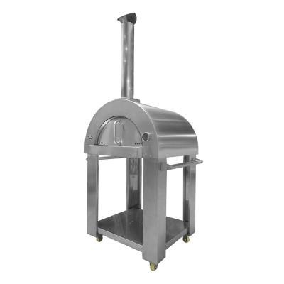 Horno pizzero clásico leña / pellet