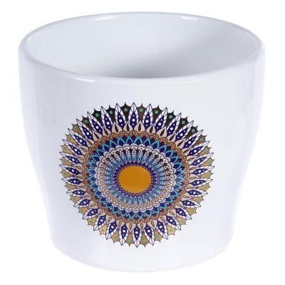 Maceta Decorativa Mandala