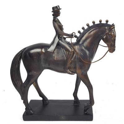 Figura decorativa Caballo Equitación