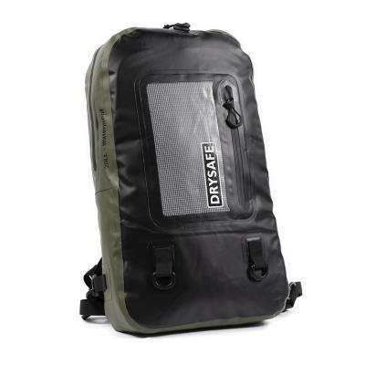 Mochila notebook 20 litros waterproof verde