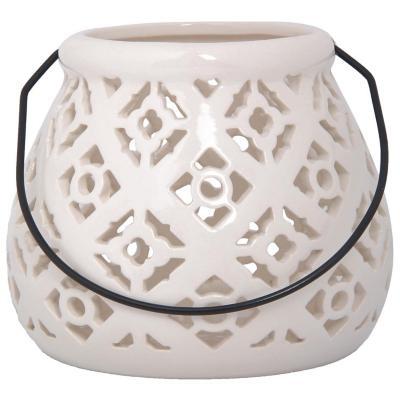 Candelero Marrakech Blanco Bajo