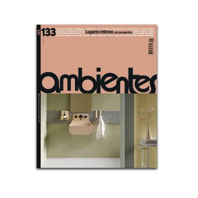 Revista ambientes - Edición Nº133