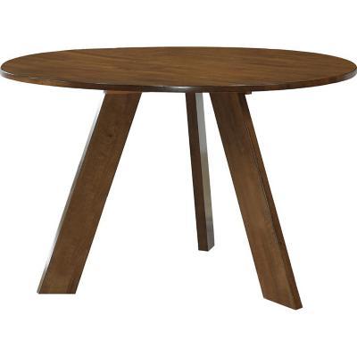 Mesa de comedor 120x76 cm madera/aglomerado