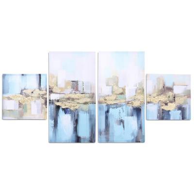 Set 2 Cuadros Decorativo Bari cm