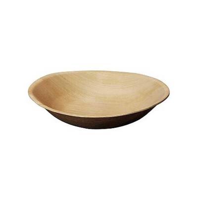 12 Bowls Pequeños 18 cm Hoja De Palma