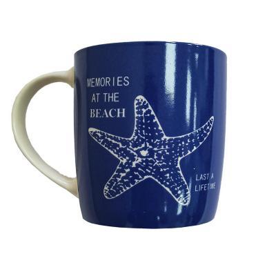 Tazón Decorativo Ocean Starfish Blue 365 ml