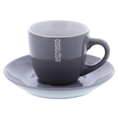 Juego de Tazas Coffee Azul Piedra 12 Piezas