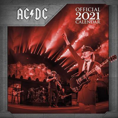Calendario AC/DC 2021