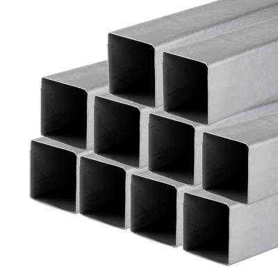 Perfil cerrado galvanizado 75x75x2,0x6000 mm - 10 unidades