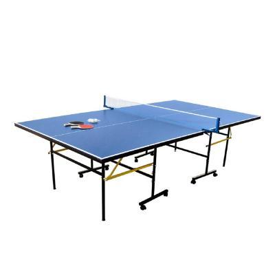 Mesa de ping-pong Pro 274x153x76 cm azul