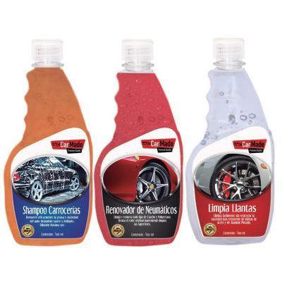 Mantención FullAuto Shampoo+Ren.Neum.+Limpia Parab