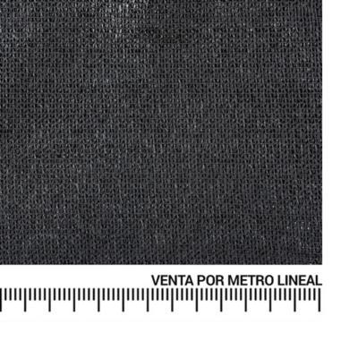 Malla Rachel 80% 4,2 negra metro lineal