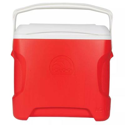 Cooler rojo 28 litros