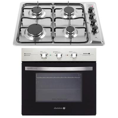 Kit horno eléctrico + encimera