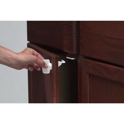 Set 4 Bloqueadores magnético para puertas para niños