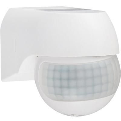 Sensor movimiento infrarrojo 180° 12m 800 W IP44