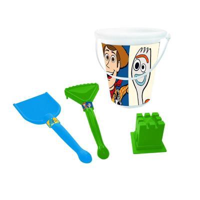 Mochila de playa + Balde + accesorios Toy Story 4