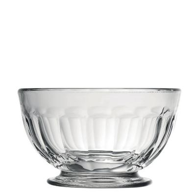 Set 6 bowl perigord 8,2x13,7 cm vidrio