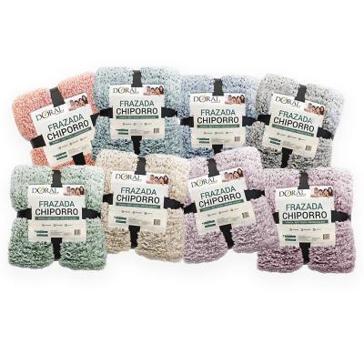 Frazada chiporro 1,5 plazas