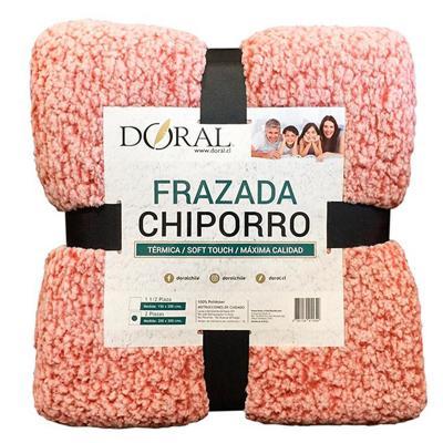 Frazada chiporro 2 plazas