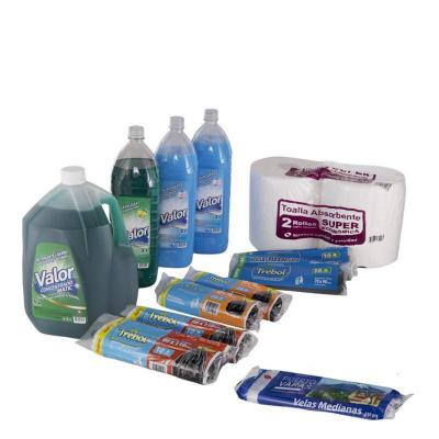 Pack 12 aseo home 13 productos