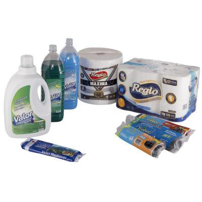 Pack 10 aseo home 9 productos