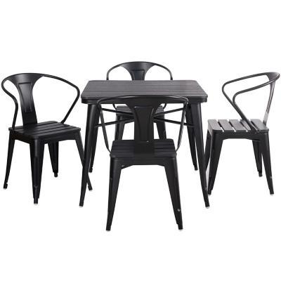 Set de terraza Maragogi 1 mesa y 4 sillas