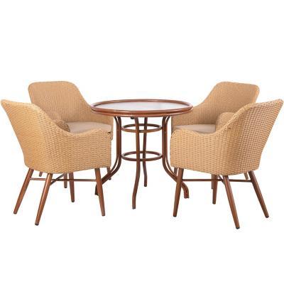 Set de terraza Natal una mesa y 4 sillas