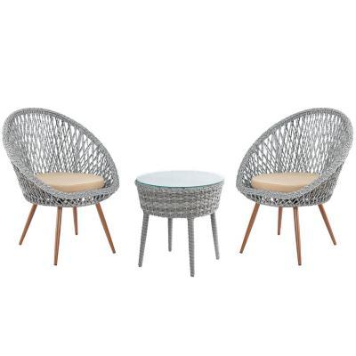 Set de Terraza Buzios 2 sillas y una mesa
