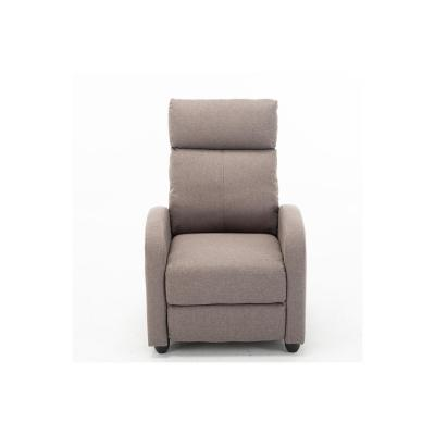 Sillón reclinable valdivia 73x70x102 cm beige