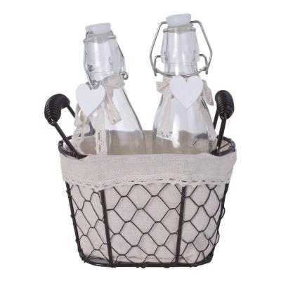 Set de Botellas Campiña 3 piezas 20x5,5x5,5 cm