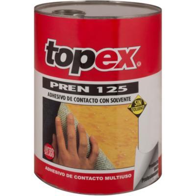 Adhesivo de contacto con solvente 1 gl