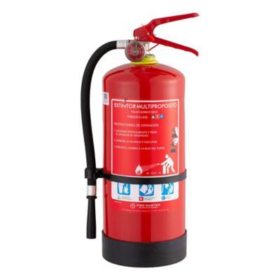 Extintor de incendios ABC 4 kg