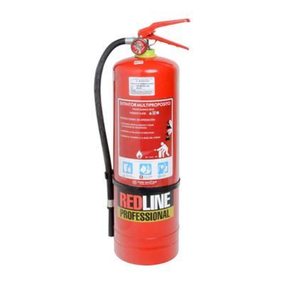 Extintor de incendios ABC 6 kg