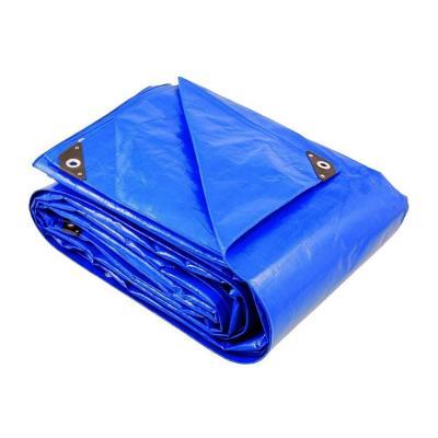 Lona Multiuso con Ojetillos 1,90x3,80 m Azul