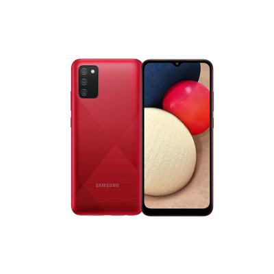 Celular galaxy A02s 32 GB rojo