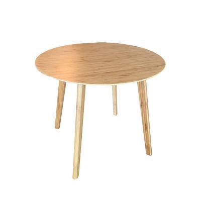 Mesa de centro 54x45 cm bambú