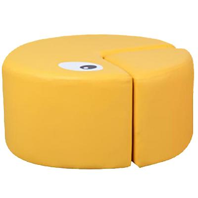 Piso pacman 2 piezas amarillo