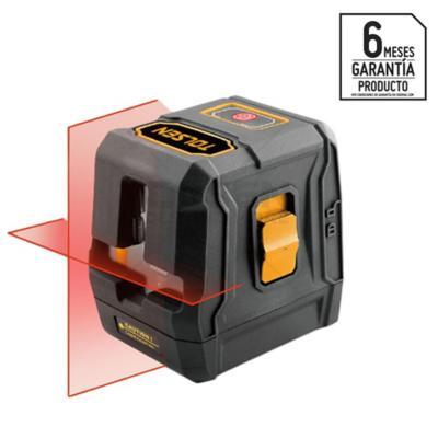 Nivel Laser Luz Roja 20 Mts Tolsen